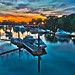 The Thames at Teddington by mjsearle121