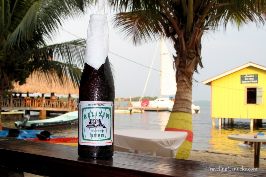 Belikin Beer - Placencia, Belize