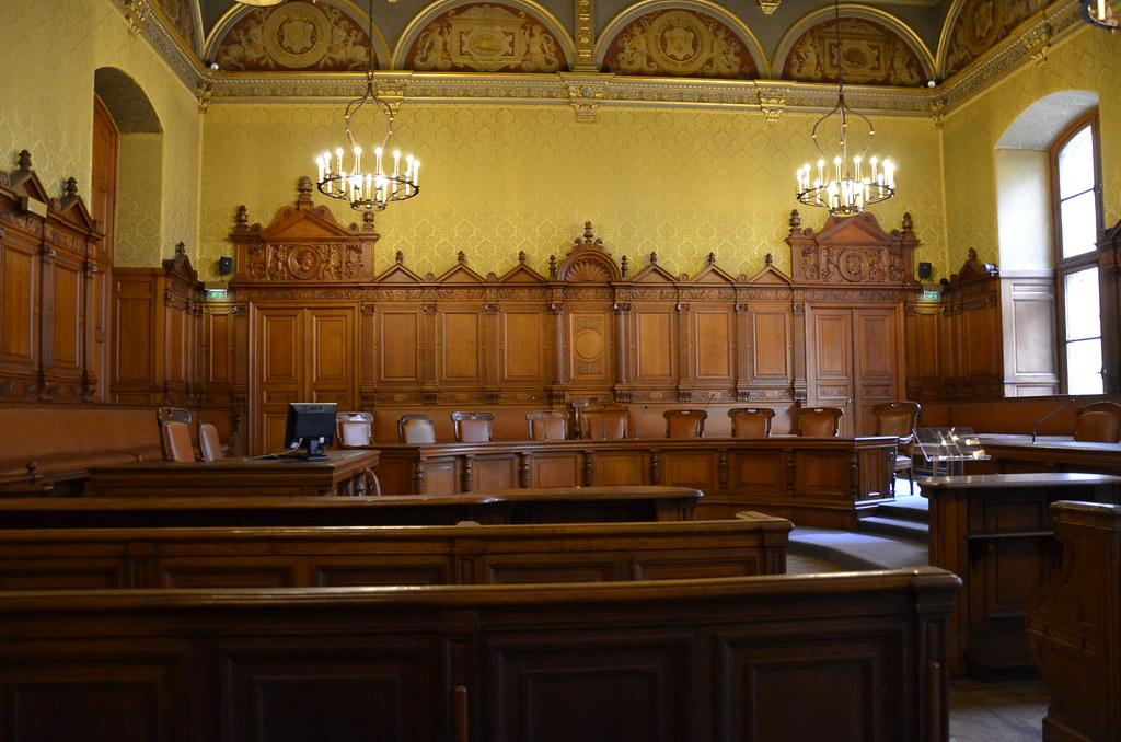 Dans le paris d hier et d aujourd hui sur les traces de for Chambre de justice
