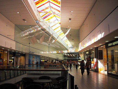 The Buchanan Galleries offer an incredible shopping experience!