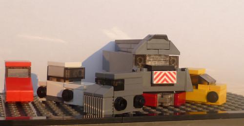 Lego Inception