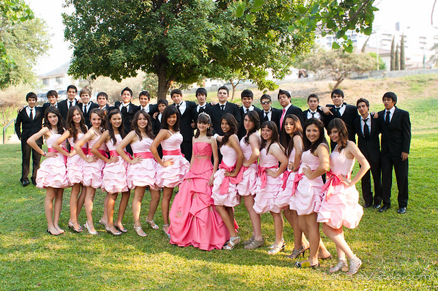 5997097596 7bf5233e66 z jpgQuinceanera Chambelanes Outfits Pink