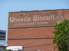 Shreveport, LA Uneeda Biscuit