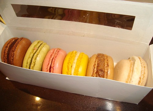 McCafe Macarons,罗马