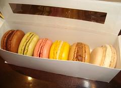 McCafe Macarons, Rome