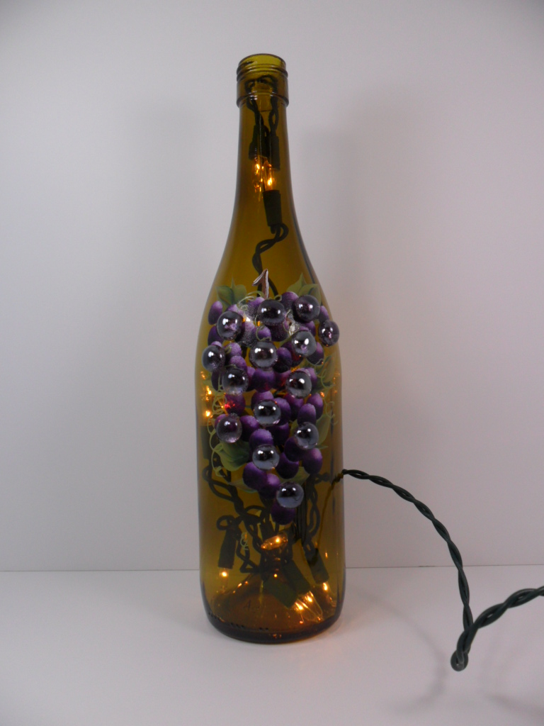 Wine Grape Kitchen Decor