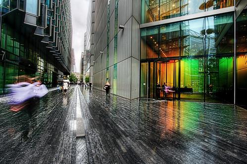 Grey London in Color