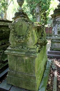 Grave of Georgine Sara von Rothschild (1851-1869)
