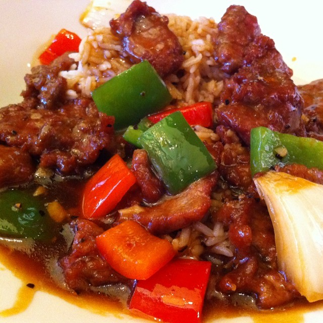 Pepper Steak @ P.F. Chang's China Bistro | Flickr - Photo ...