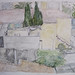 במעלה רח' רוטשילד 7 -9 ו -11 by Hava Matzkin Eilam Art
