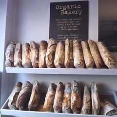 bread, bakery, food, baguette,