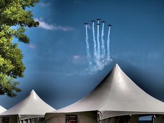 Schmooze Tents