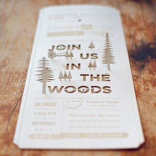Join Us In The Woods
