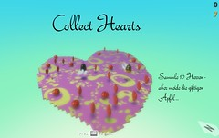Collect Hearts
