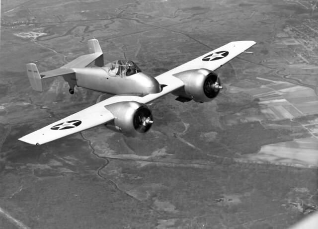 Grumman XF5F Skyrocket 1940