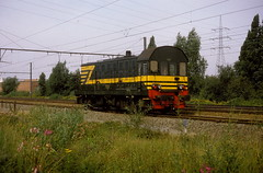 - Belgien  Baureihe  70,  71  New Scan