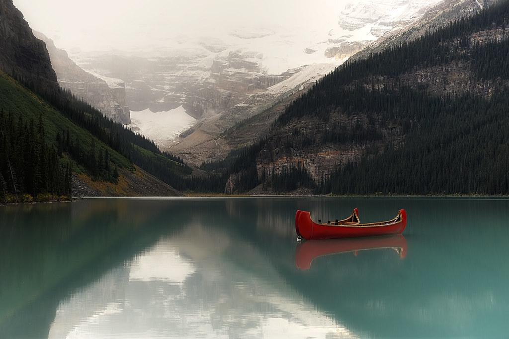 Lake Louise Serenity
