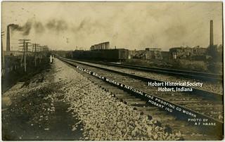 Postcard, Ruth Bullock to Etta, verso