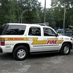 Norwood Fire Chief Vehicle, New Jersey