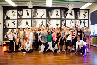 CUBAN SALSA MASTERCLASS & Guillermo Zayas Ramirez @ DanceAct 25. august 2011