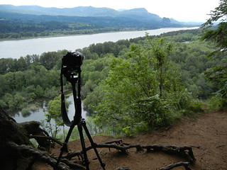 Manfrotto, Canon, Columbia River Gorge
