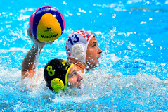 Pre-World Champs Water Polo