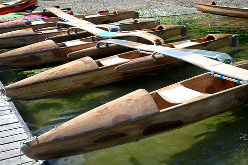 Canoes of Sorts