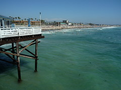 View from Crystal Pier