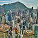 Growing Crystals of Hong Kong by Sprengben