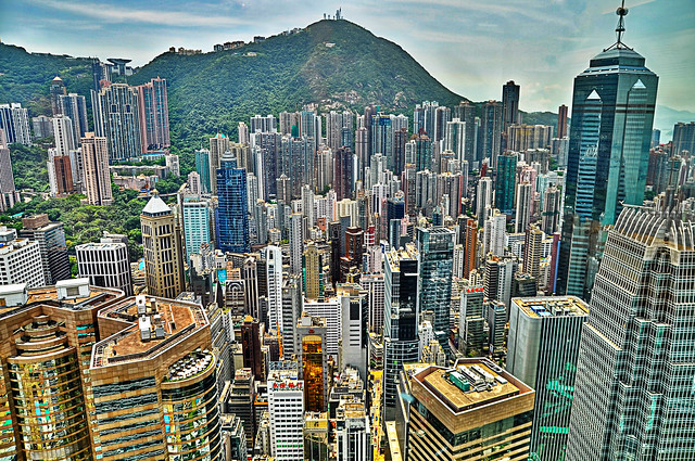 Travel photography #17: Hong Kong