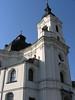 Křtiny – barokní chrám zasvěcený Panně Marii, foto: Petr Nejedlý