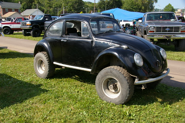 1300 Series VW Bug 4X4