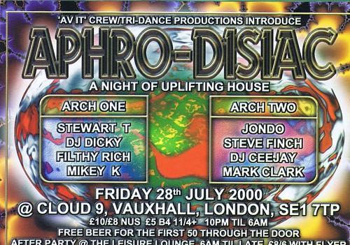 Aphrodisiac 28-07-00 Back