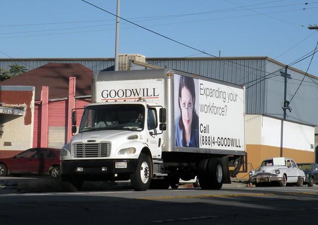 Goodwill Truck | Flickr - Photo Sharing! Goodwill