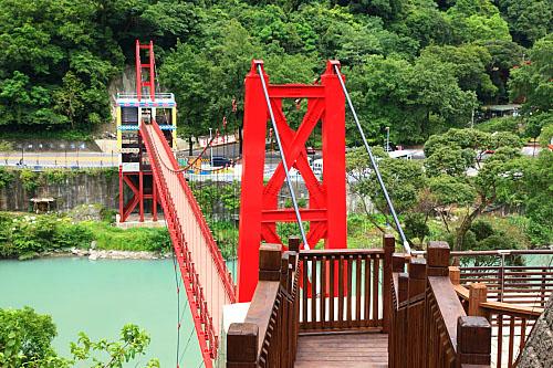 GM55烏來吊橋
