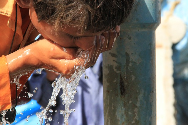 Providing clean water to millions of people - Flickr ...