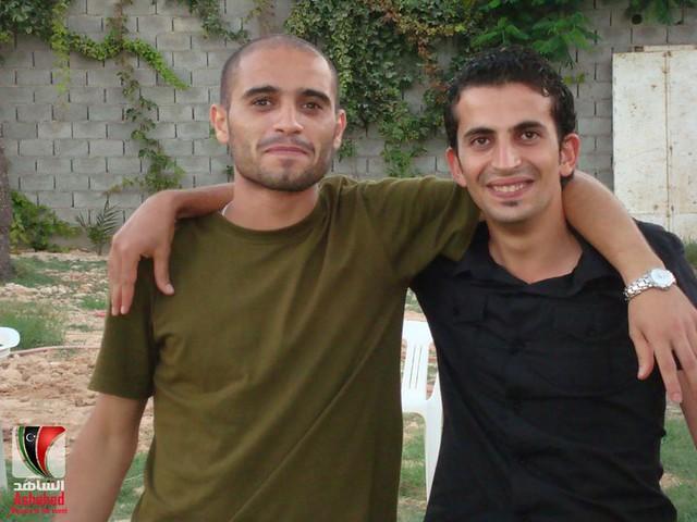 Muhammad Baltu & Muhammad Al-Qatrani