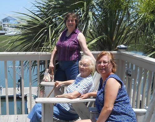Lisa, Mama, and Me