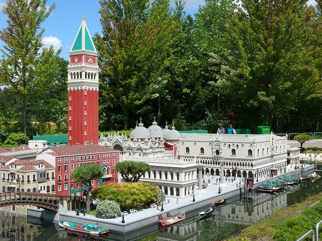Markusturm und Dogenpalast