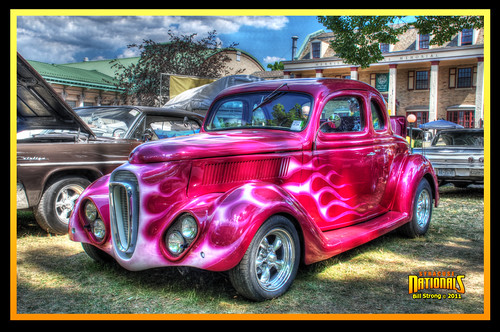 hotrod syracuse custom nationals hdr photomatix d80 3exp