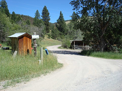 Ted K\'s Driveway