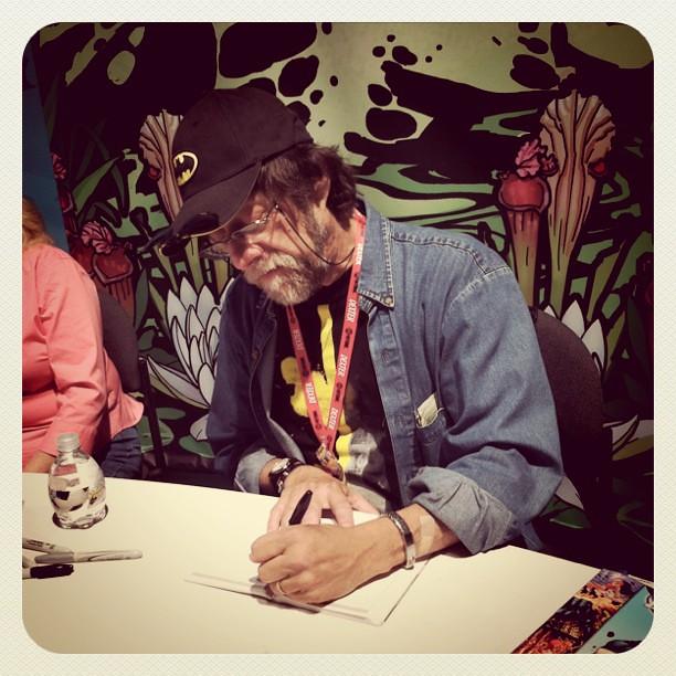 Com vcs: Len Wein, o cara que criou o Wolverine