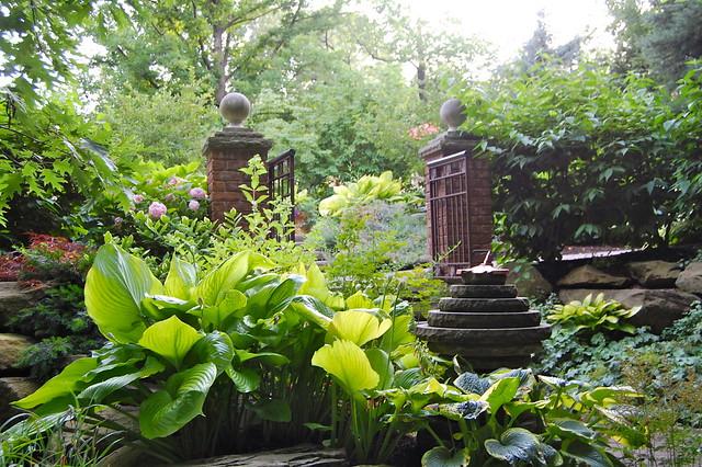 Cleveland Botanical Garden Cleveland Tripomatic
