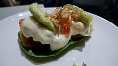 Noodlecat - egg salad sandwich