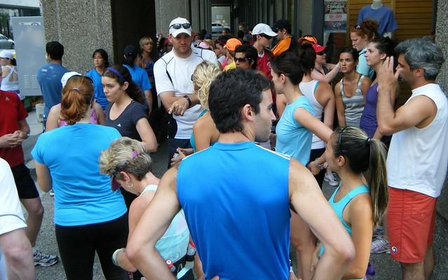 Running Room Sidewalk Sale