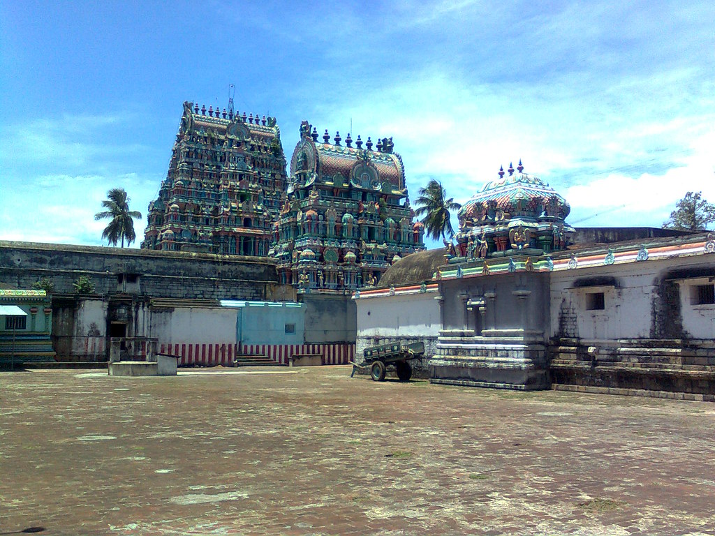 Sri Sowriraja Perumal Temple (Thirukannapuram), Thanjavur - Divya Desam 24