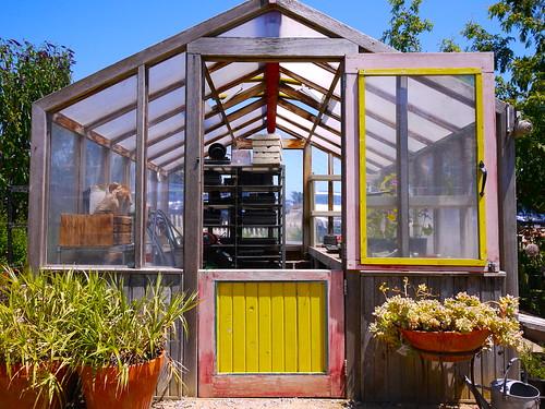 Della Fattoria Ranch Greenhouse