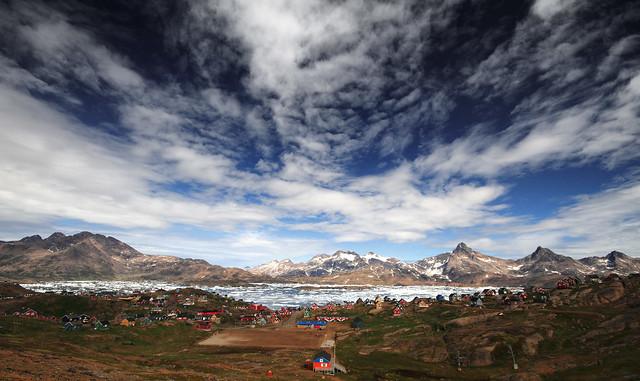 Tasiilaq City View