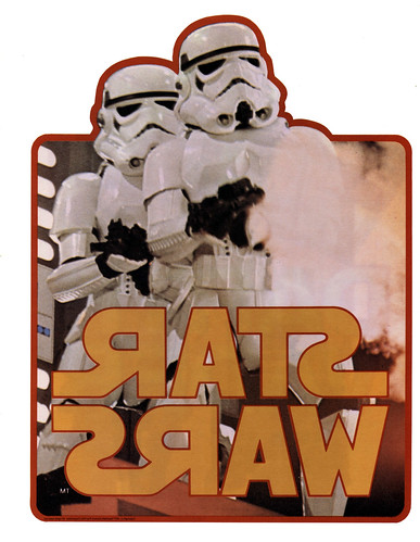 Star Wars Iron-On Transfer Book 005