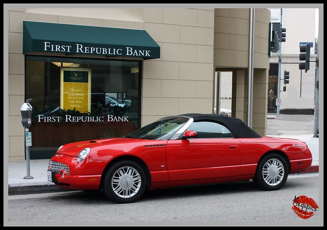 2011 ford thunderbird convertible flickr photo sharing. Black Bedroom Furniture Sets. Home Design Ideas